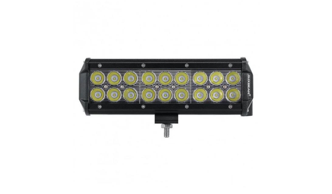 Автофара на крышу (18 LED) 5D-54W-MIX (235 х 70 х 80), Противотуманка