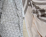 Семейный комплект постельного белья с компаньоном S354, фото 5