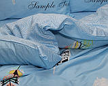 Сімейний комплект постільної білизни з компаньйоном S363, фото 3