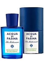 Парфюм Acqua di Parma Blu Mediterraneo Bergamotto di Calabria унисекс 75 мл