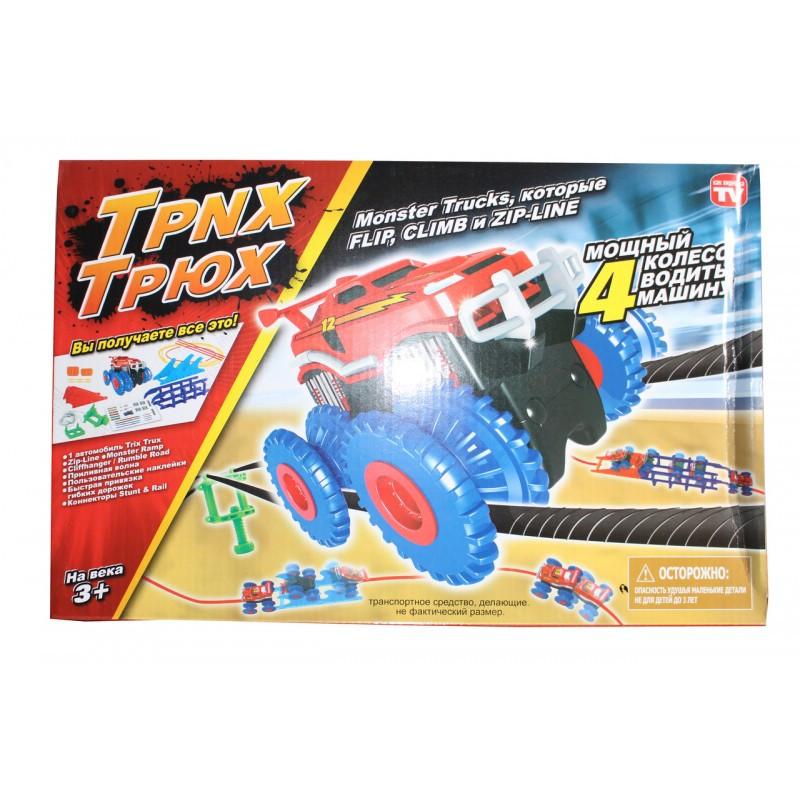 Монстр трак Trix Trux 1932 (1 машинка)