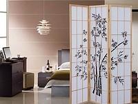 Ширма является одним из видов свободно стоящей мебели.