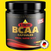 BCAA аминокислоты Inkospor BCAA Capsules 240 капсул