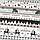 Бязь Скандинавия серая (ширина 154 см), фото 2