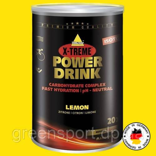 Изотоник Inkospor Power Drink 700 г Лимон Выносливость + восстановление