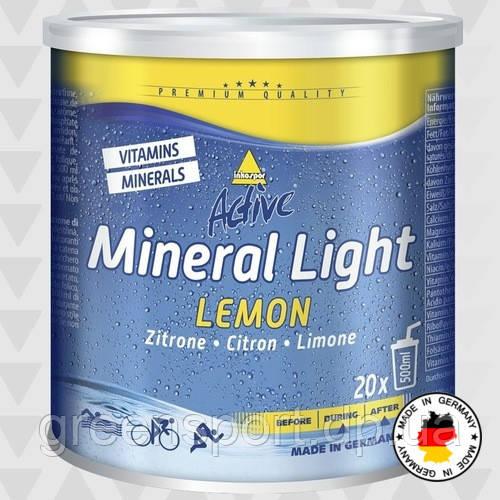 Изотоник Inkospor Mineral Light 330 г Лимон Выносливость