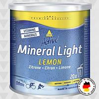 Изотоник Inkospor Mineral Light 330 г Лимон Выносливость, фото 1