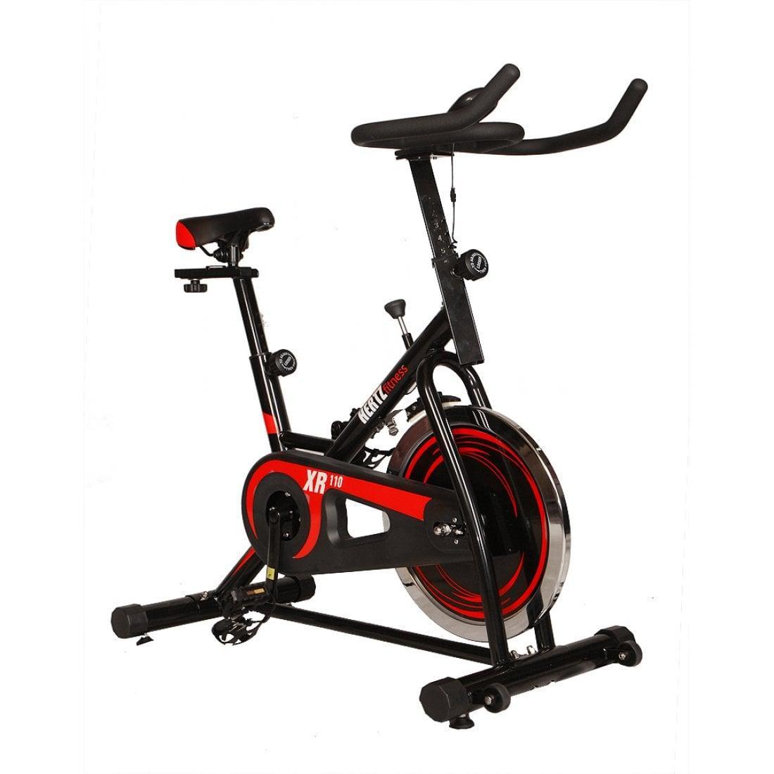 Велотренажер механический Hertz-Fitness XR-110