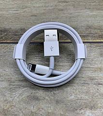 Зарядный кабель Foxconn 1м USB to Lightning для Apple iPhone 5 5s 6s 6plus 7 7plus 8 8plus X XR XS XSMax 11