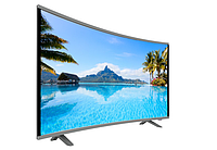 """Телевизор LED JPE 32"""" 'DU1000 с изогнутым экраном, фото 1"""