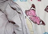 Семейный комплект постельного белья с компаньоном S346, фото 6