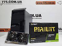 Игровой компьютер Lenovo M82, Intel Core i5-3570 3.8GHz, RAM 8ГБ, SSD 120ГБ, HDD 500ГБ, GeForce GTX 1660 6GB, фото 1