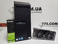 Игровой компьютер Lenovo M82, Intel Core i7-2600 3.8GHz, RAM 8ГБ, SSD 120ГБ, HDD 500ГБ, GeForce GTX 1660 6GB, фото 1