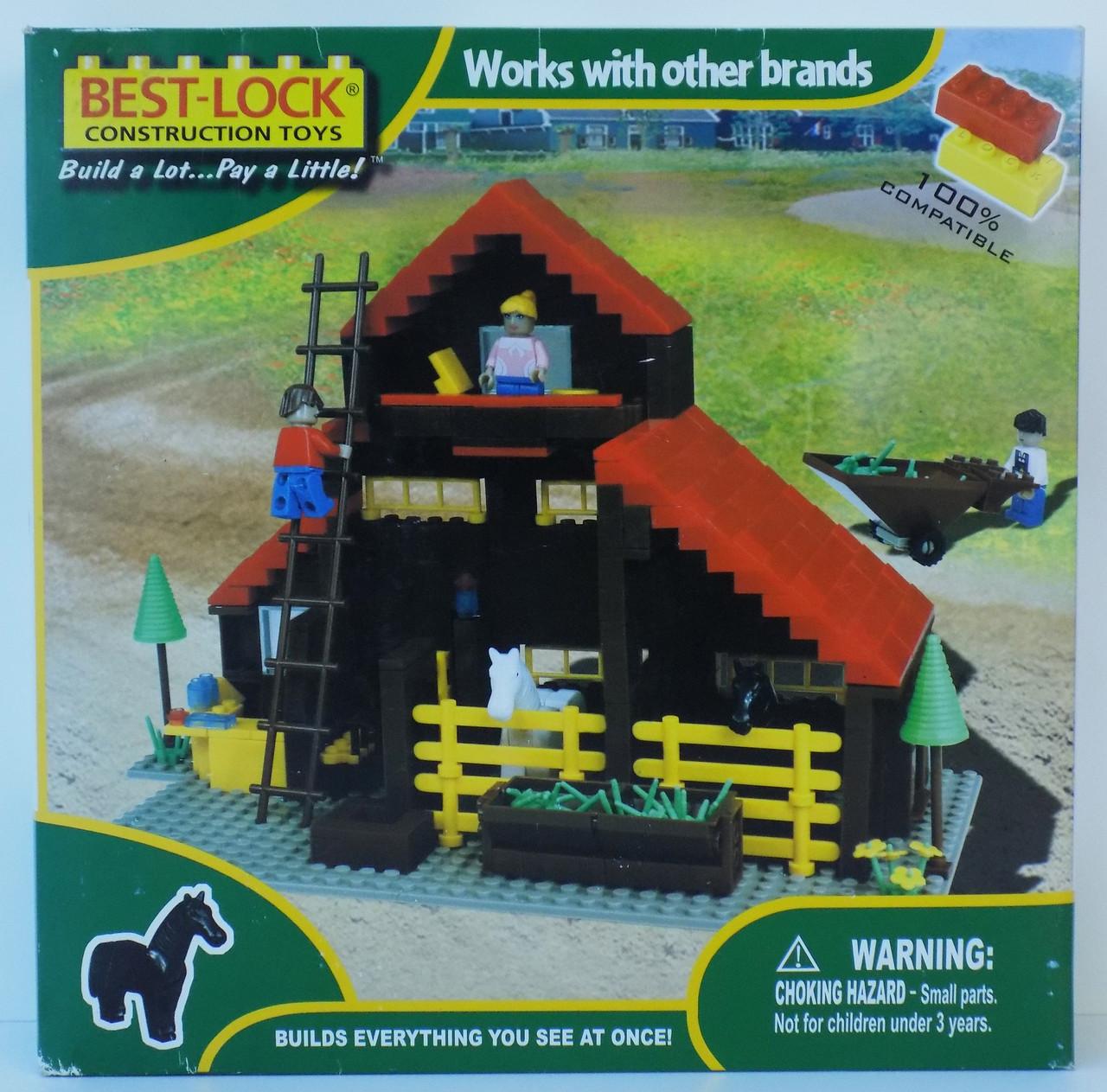Конструктор Best Lock ферма 24040