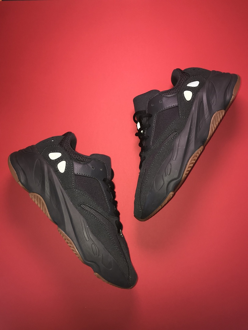Adidas Yeezy Boost 700 Utility Black (Черный)