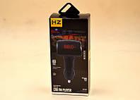 Автомобильный FM-трансмиттер модулятор  H8 \ HED08 с Bluetooth, MP3, фото 1