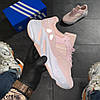 Adidas Yeezy Boost 700 Pink White (Розовй), фото 3