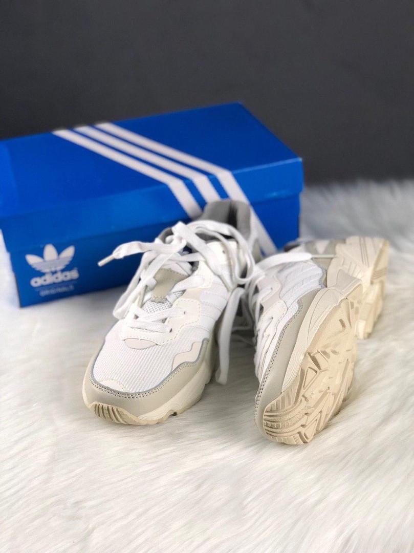 Adidas Yung 96 White (Серый)