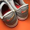 Nike Air Force 1 Low Grey Orange (Серый), фото 10