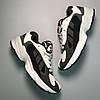 Adidas Yung 1 Grey White (Серый), фото 2
