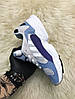 Adidas Yung 1 Grey Blue (Синий), фото 3