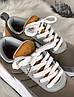 Adidas Sharks Brown Grey White (Коричневый), фото 3