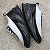 Adidas Sharks White Black (Черный), фото 4