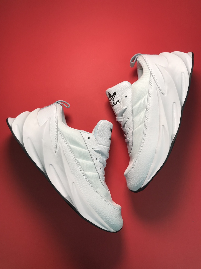 Adidas Sharks White (Белый)