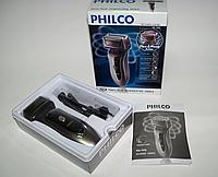 Электробритва PHILCO RQ 1058 с выдвижным триммером, аккумуляторная, фото 1