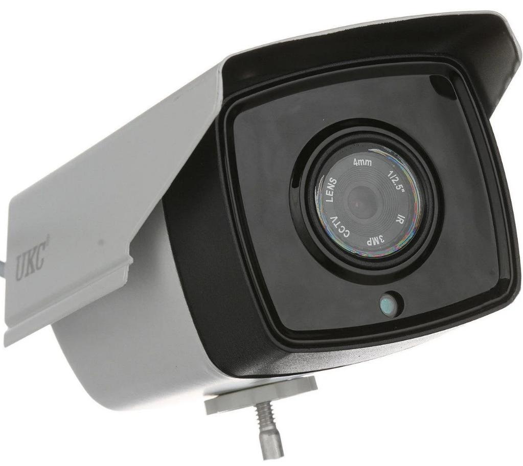 Камера видеонаблюдения UKC CAD 965 AHD 4mp\3.6mm, ночное видение, камера с детализацией