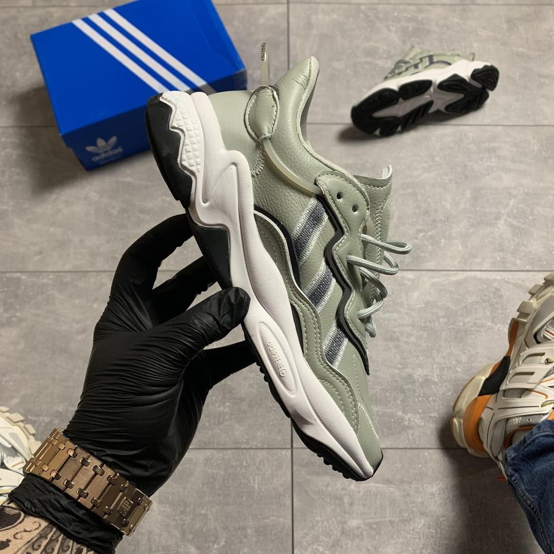 Adidas Ozweego Lite Gray (Серый)
