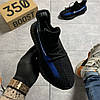 Adidas Yeezy Boost 350 x Champion (Черный), фото 3