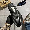 Adidas Yeezy Boost 350 x Champion (Черный), фото 5