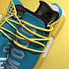 Adidas NMD Human Race Green Yellow (Зеленый), фото 8