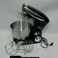 Кухонный комбайн Rainberg Rb-8081 3200 Вт, Планетарный миксер - тестомес с чашей 5л, 3 насадки, фото 1