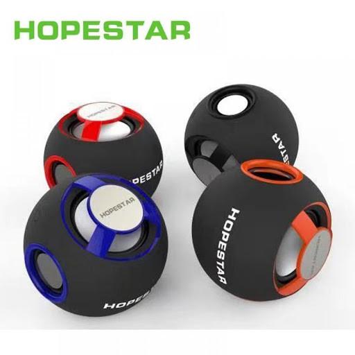 Портативная bluetooth колонка Hopestar H-46 9x8х9 см