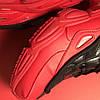 Adidas Raf Simons Ozweego Red Black (Красный), фото 8