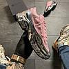 Adidas Raf Simons Ozweego Pink Silver (Розовый), фото 2