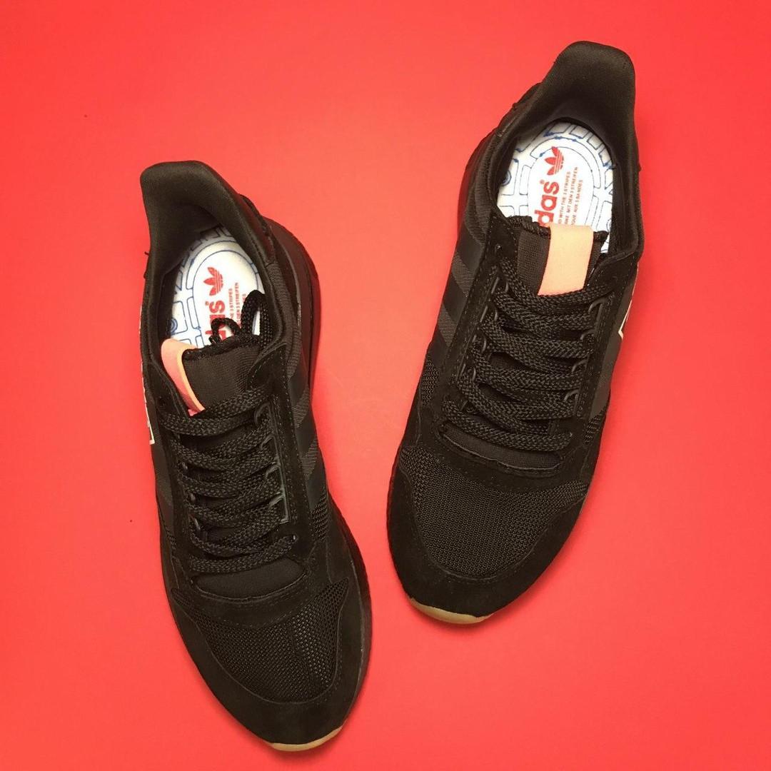 Adidas ZX 500 RM Black (Черный)