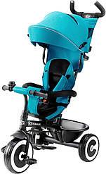 Трехколесный велосипед Kinderkraft Aston Turquoise