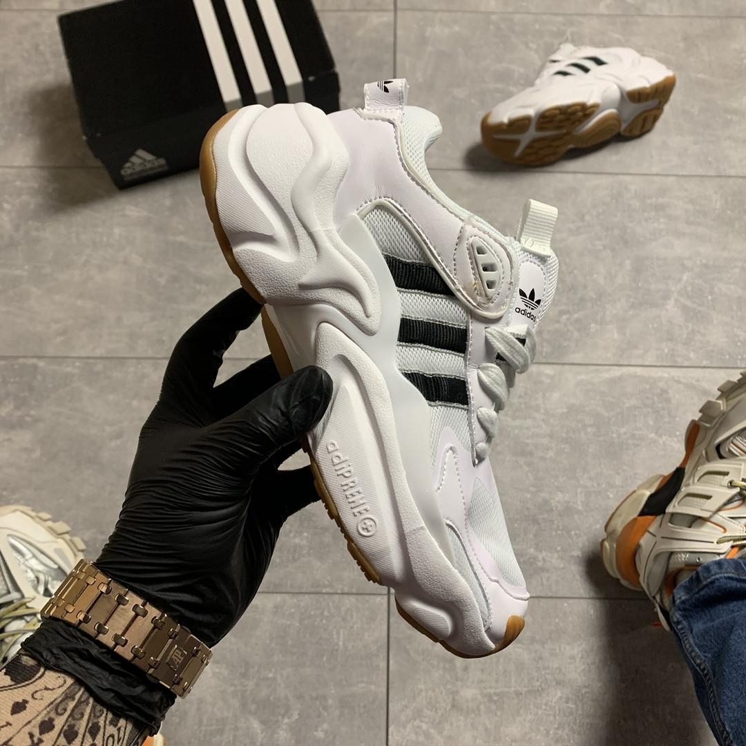 Adidas Magmur Runner White Black (Белый)