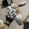 Adidas Magmur Runner White Black (Белый), фото 3
