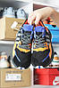 Adidas Nite Jogger Black Blue Orange (Черный), фото 4