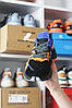Adidas Nite Jogger Black Blue Orange (Черный), фото 6