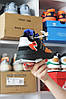 Adidas Nite Jogger Black Blue Orange (Черный), фото 7