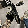 Adidas Nite Jogger Black Beige (Черный), фото 4