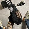Adidas Nite Jogger Black Beige (Черный), фото 5