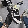 Adidas Nite Jogger Black Beige (Черный), фото 7