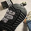 Adidas Nite Jogger Black Beige (Черный), фото 9
