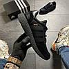 Adidas Iniki Full Black (Черный), фото 2